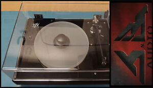 VPI-HW-19-HW-19-Jr-NEW-J-n-B-Audio-Pro-series-Turntable-Dust-Cover
