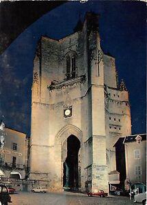BR14683-Villefranche-de-Rouergue-Le-clocher-porche-de-la-Collegiale-france