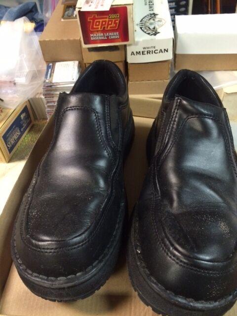 TREDSAFE 10.5 EW  Slip On  Shoe Pelle Uomo Work And Uniform Shoes