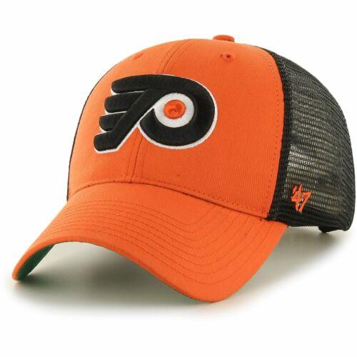 47 Brand Adjustable Cap BRANSON Philadelphia Flyers orange