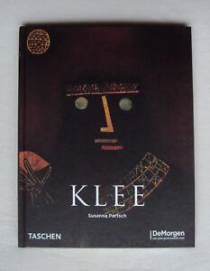 Paul-Klee-Monografie-2007-Uitg-De-Morgen-Taschen-NIEUW