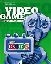 Video Game Programming for Kids, Harbour, Jonathan S., Good Book