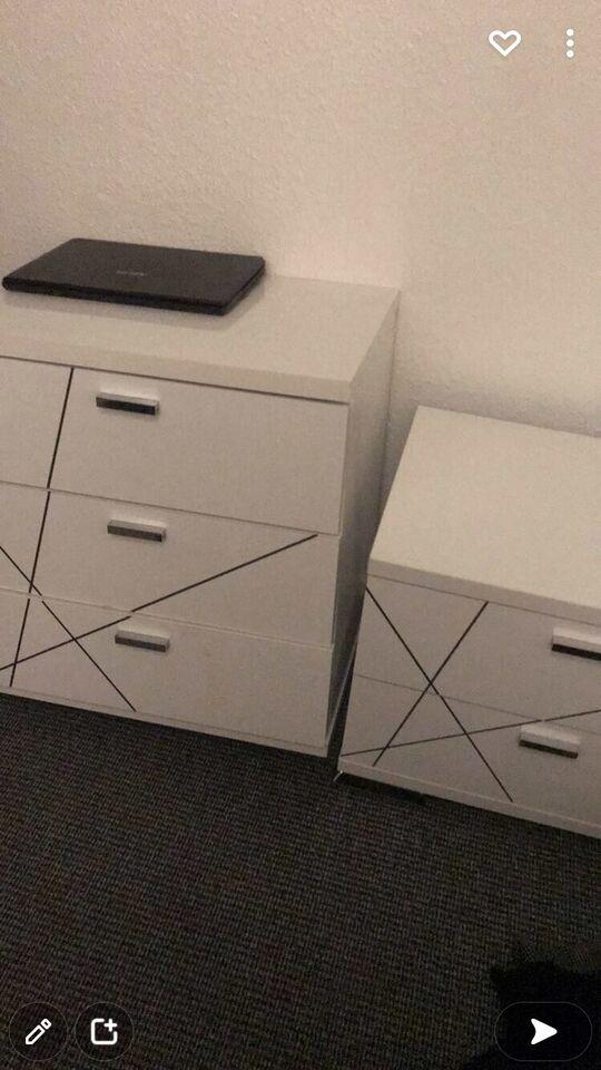 Enkeltseng, Alfa møbler, b: 90 l: 200