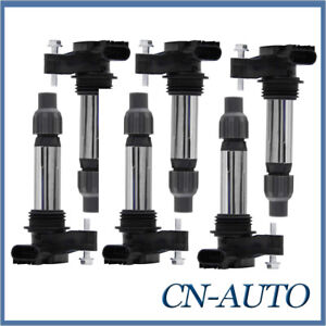6Pcs-Ignition-Coil-For-Holden-Commodore-VE-VZ-Statesman-WL-WM-Grand-Vitar-3-6L