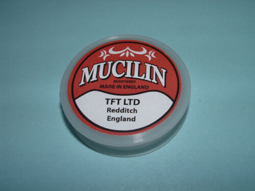 Mucilin Standard Red Label Dry Fly /& Fly Fishing Line Dressing
