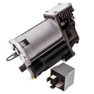 Air Ride Suspension Compressor Assembly w/ Relay for Mercedes GL450 07-12
