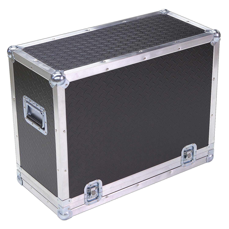 Diamond Plate Light Duty 1 4  ATA Case for Fender Super Champ X2 15W 1x10 Tube