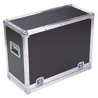 "Diamond Plate Lite Duty 1/4"" ATA Case for ISP Technologies G112 112 75W Cab Amp"