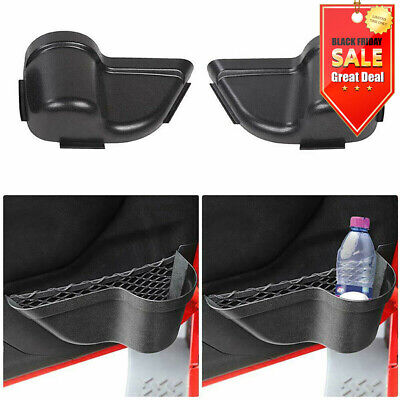 JeCar Car Center Console Organizer Tray Insert Divider Storage Tray Armrest Storage Box for Ford Mustang 2015 2016 2017