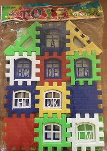 Mini-Learning-BUILDING-BLOCKS-Waffle-Block-NEW-Montessori-Educational-Toy-ABC