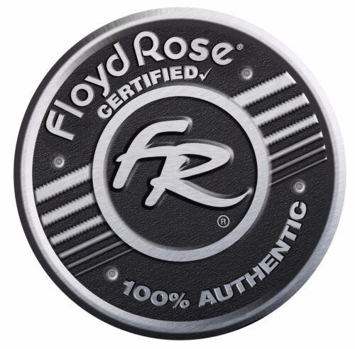 Authentic Floyd Rose Pro Saddle #1 Chrome