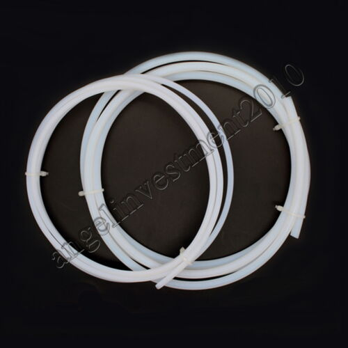 1m Length 1//8/'/' OD 3.18mm ID 1.68mm PTFE TEFLON Tubing Tube Pipe hose per meter