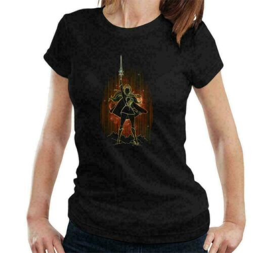 Masters Of The Universe Shadow Of She Ra Women/'s T-Shirt