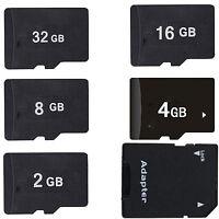 2GB 4GB 8GB 16GB Micro SD TF Memory Card For Samsung Galaxy S5 S4 Mini LG HTC M9