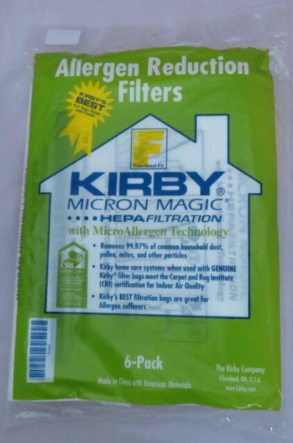 Kirby Sentria Serie ( Post 2009) Originale Micron Magico Tipo Stile F