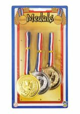 party bag toys//filler//school sports day// 5 gold winners medals