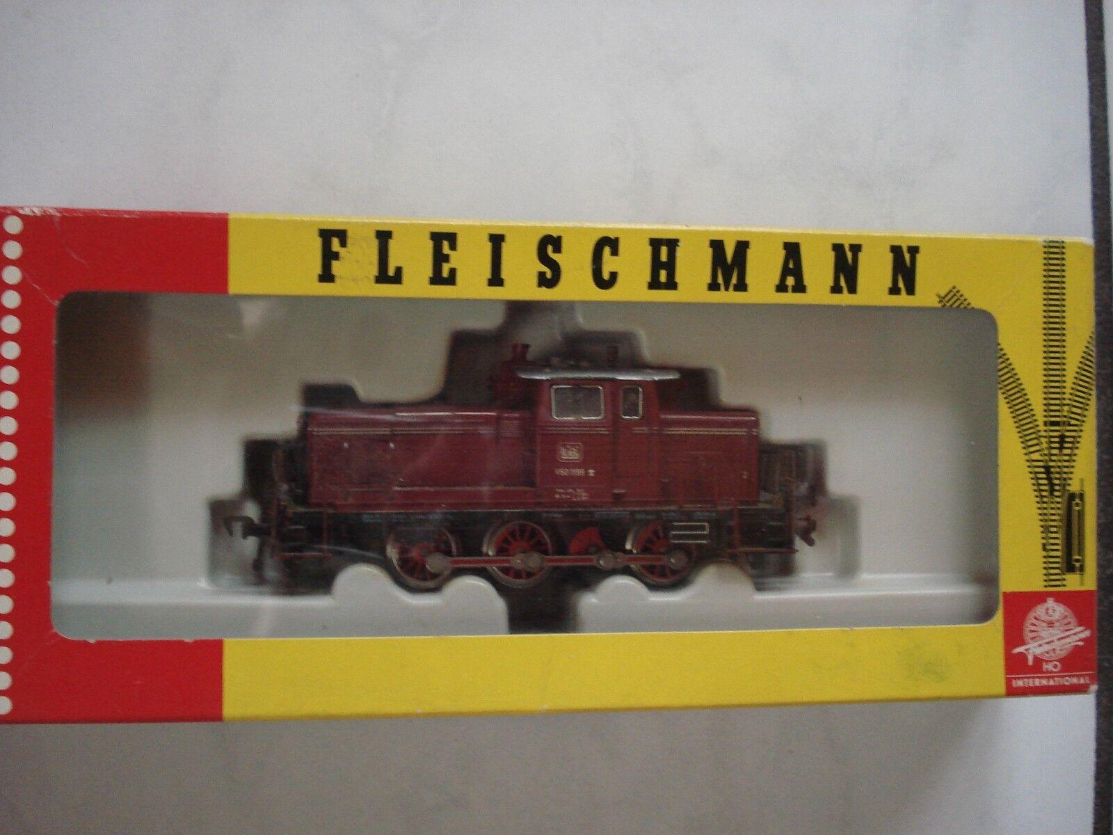 Fleischmann H0 4225 Diesellok V60 BR 261 199-3 in OVP  | Zürich
