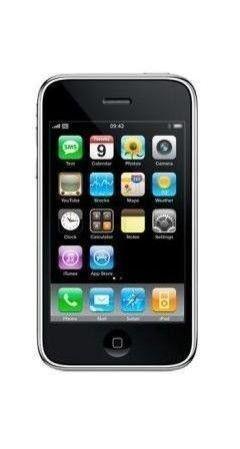 Apple iPhone 1st Generation - 8GB - Black (Unlocked) A1203 (GSM) for sale  online | eBay