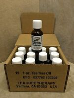 Tea Tree Therapy -tea Tree Oil, 1 Oz -made In Usa -exp. 10/2019