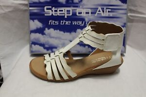 On Shoes Ladies Campari Sandal Air step White footwear aOFWwx8q4S