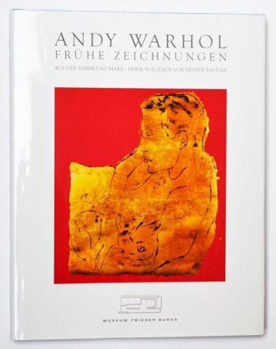 1 von 1 - Andy Warhol Frühe Zeichnungen Heiner Bastian Museum Frieder Burda 2007
