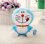 "10/"" Cute Plush Toy Soft Smile Doraemon Doll Stuffed Animal Funny Gift"