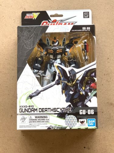 Bandai Gundam Universe GU-06 XXXG-010 Gundam Deathscythe Figure MISB SEALED