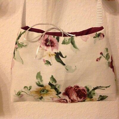 Zauberhafte Rosen - Handtasche HANDMADE