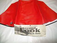 1998 1999 Suzuki Katana 600 Designer Tank Skin Red Second Look