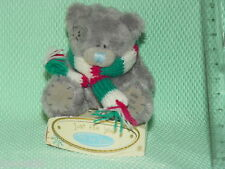 Me To You peluche ourson 7 cm *-* FRISQUET *-* cache nez Tatty Teddy modéle b