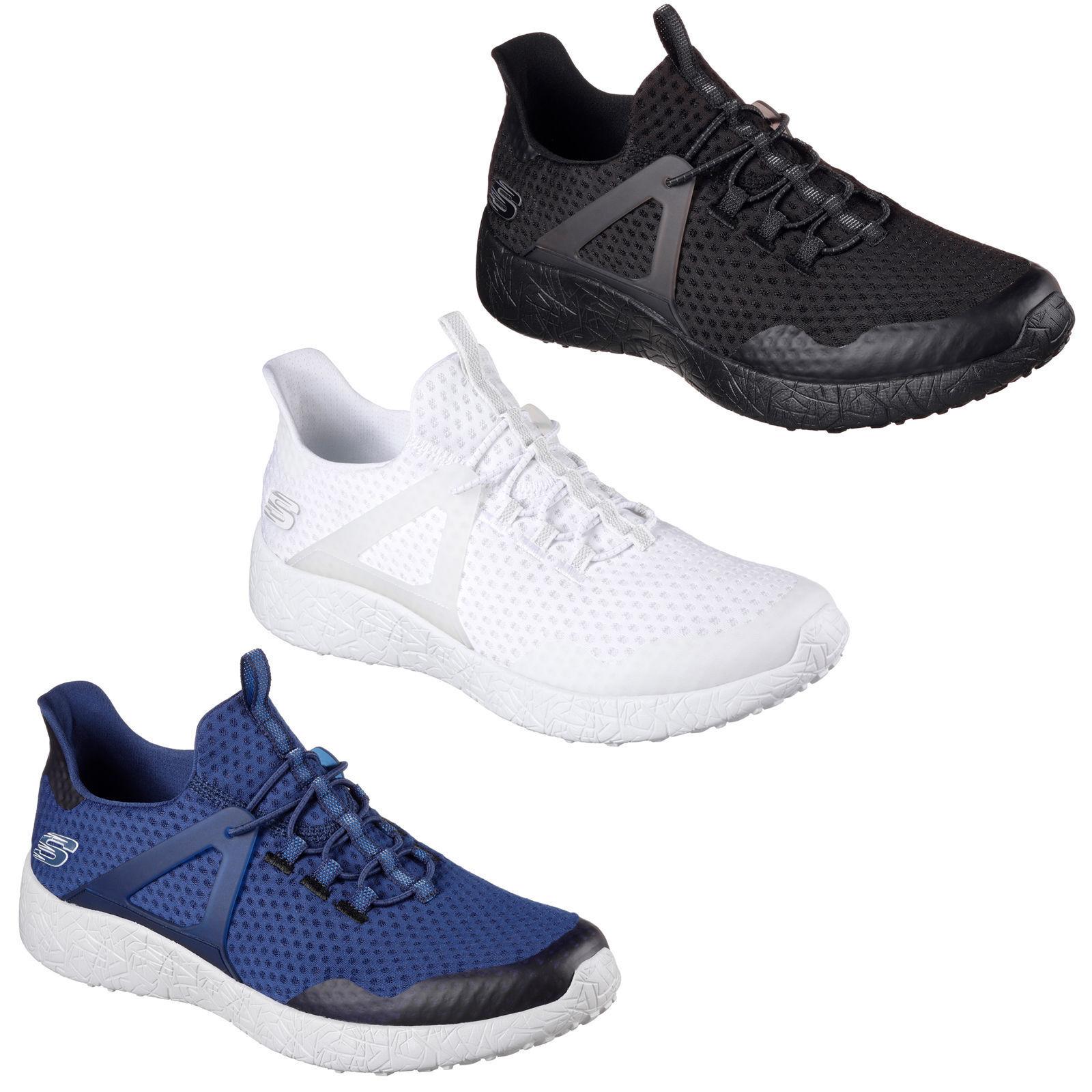 Skechers Burst shinz Scarpe da ginnastica in Maglia Mesh Memory Foam shoesmens FASHION Sports