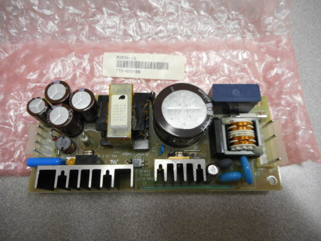 NEW IN BOX IMS IP806 120VAC Input Unregulated DC Power Supply 80V//6A Peak