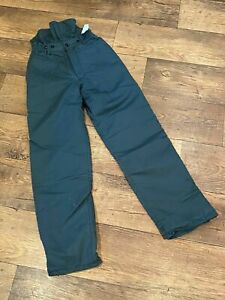 NEW-Chainsaw-Trousers-Class-1-Francital-Forestry-Protective-VARIOUS-SIZES