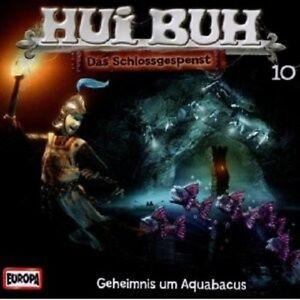 HUI-BUH-034-GEHEIMNIS-UM-AQUABACUS-FOLGE-10-034-CD-HORBUCH-NEU