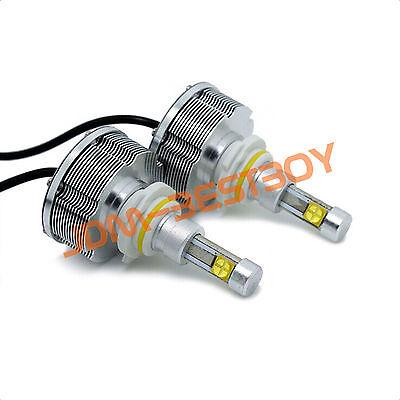 Super White CREE LED Kit H1 H3 H8 H9 HB1 HB2 HB3 9004 9007 HID Xenon Hi-Lo Bulbs