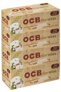 Ocb-1000-Tubetti-Vuoti-Biodegradabili-Con-Filtro-Eco-4-Box-da-250