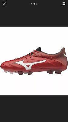 Details about  /Mizuno Men Rebula 2 V2 SL MD Cleats Soccer Black Gold Football Spike P1GA187450