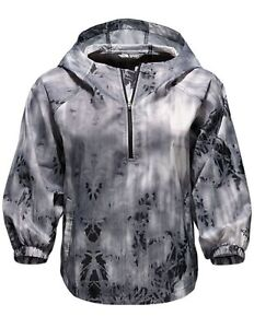2a4025b3e98cb2 THE NORTH FACE Mountain Gymset Crop Anorak Zip Shell Jacket Size ...