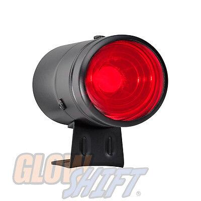 Black Adjustable Shift Light w/ Red LED Light - GS-SL-BSR