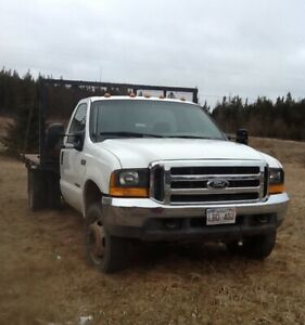 2000 Ford F450