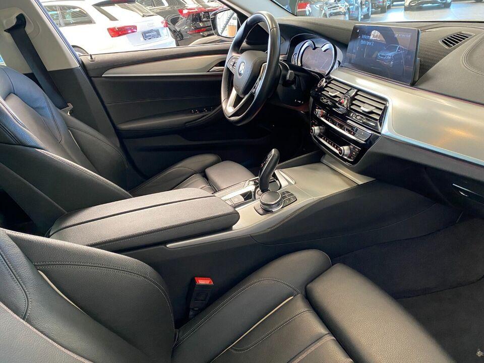 BMW 520d 2,0 Touring Luxury Line aut. Diesel aut.