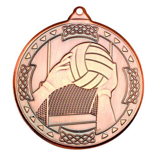 Gaelico Football 50 mm MEDAGLIE SPORT TEAM Club Scuola GRATIS Incisione Nastro UK P /& P