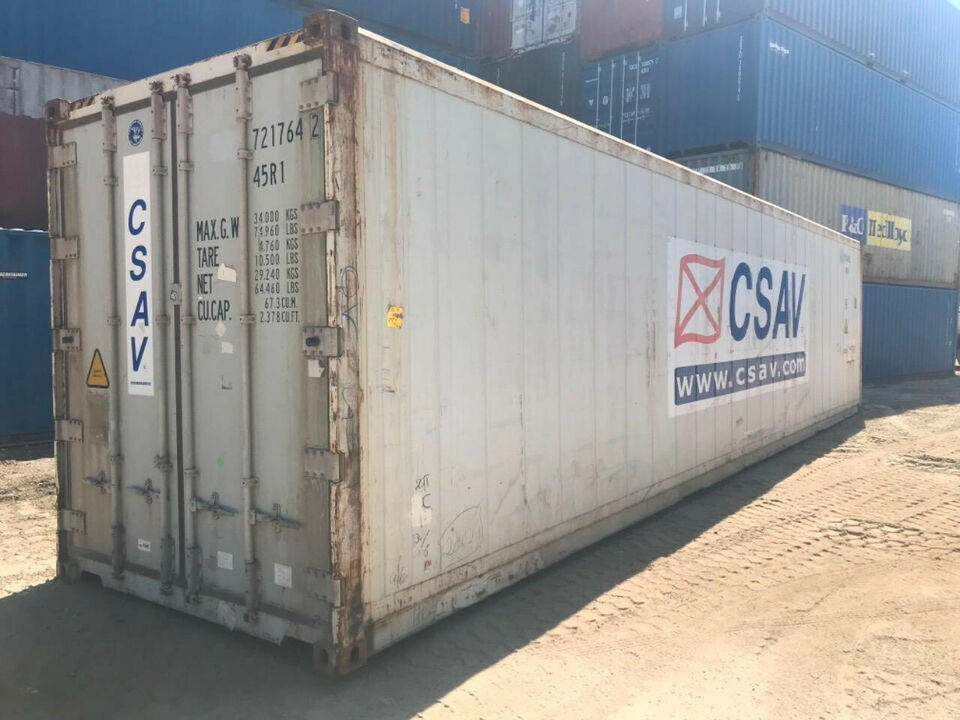 Køle container
