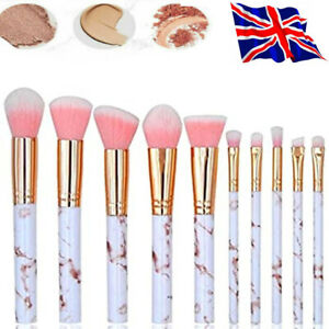 Kabuki Make up Brushes Eye shadow Blusher Face Powder Foundation Makeup Brush UK