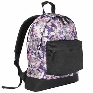 Details about Firetrap Print Back Pack Travel Luggage Rucksack Bag  Accessories 46871c2fe0e9e