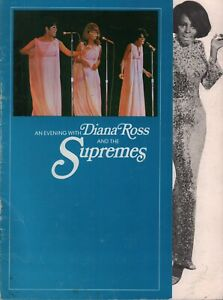 DIANA-ROSS-AND-THE-SUPREMES-1968-LOVE-CHILD-TOUR-CONCERT-PROGRAM-BOOK-GD-2-EX