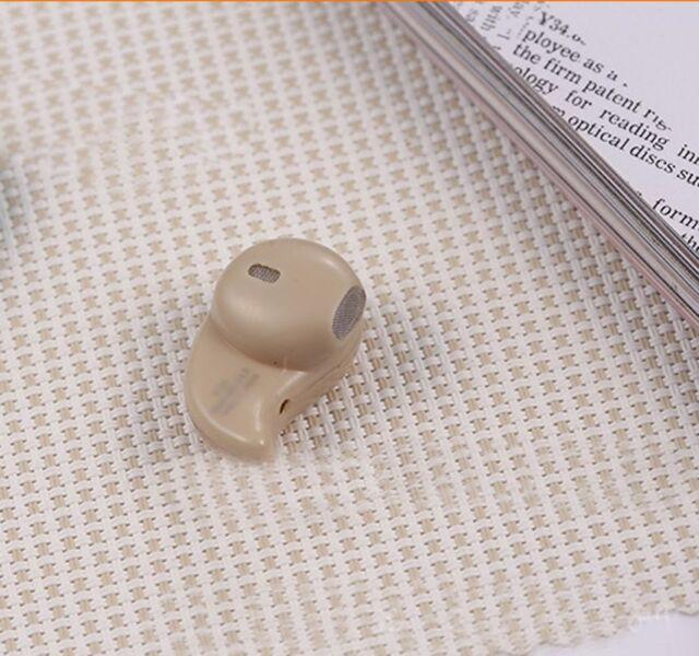 2015 Mini Wireless Bluetooth Stereo In-Ear Earphone Headphone Headset Earpiece