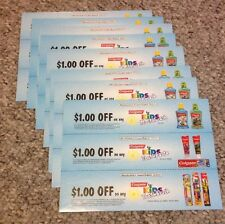 24 Colgate For Kids Toothbrush, Toothpaste, Mouthwash Coupons