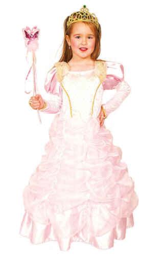 Costume Principessa Abito Bambini Ragazze Fee Fata Elfo elfi fiabe Rokoko Barocco