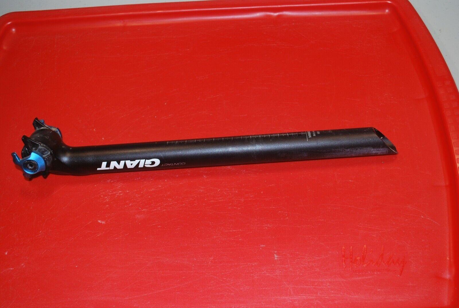30.9 Zero Offset 400mm Red//Black $100 MSRP Crank Brothers Cobalt 3 Seatpost